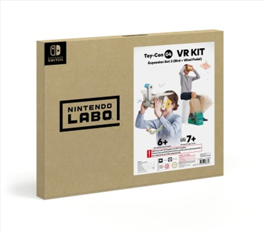 Nintendo LABO VR Kit Expansion Set 2 | Nintendo Switch