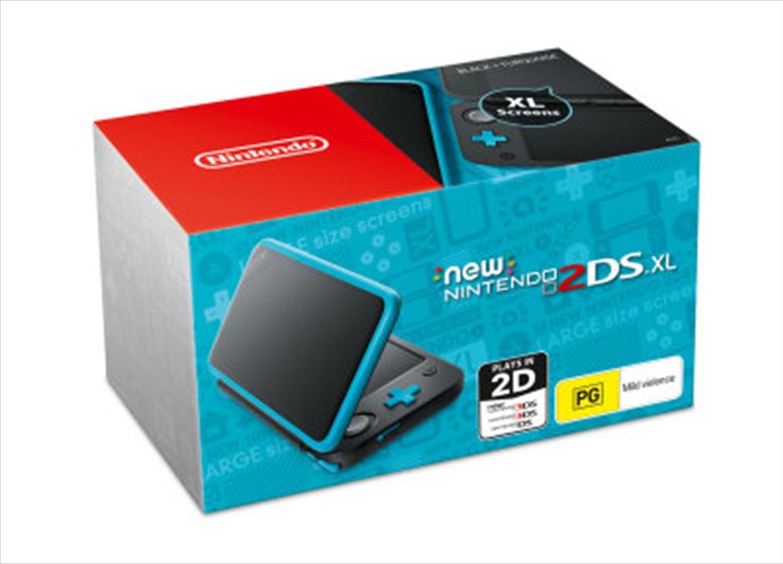 Nintendo 2ds Xl Console Black | Nintendo 3DS