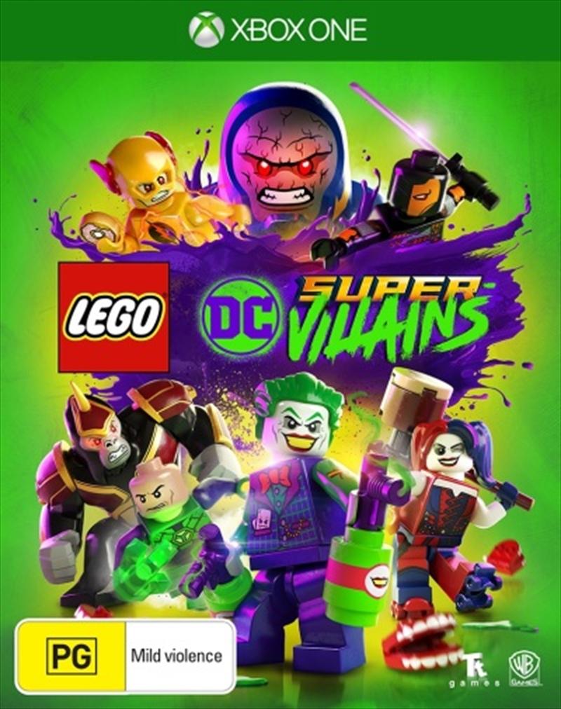 Lego Dc Super Villains | XBox One