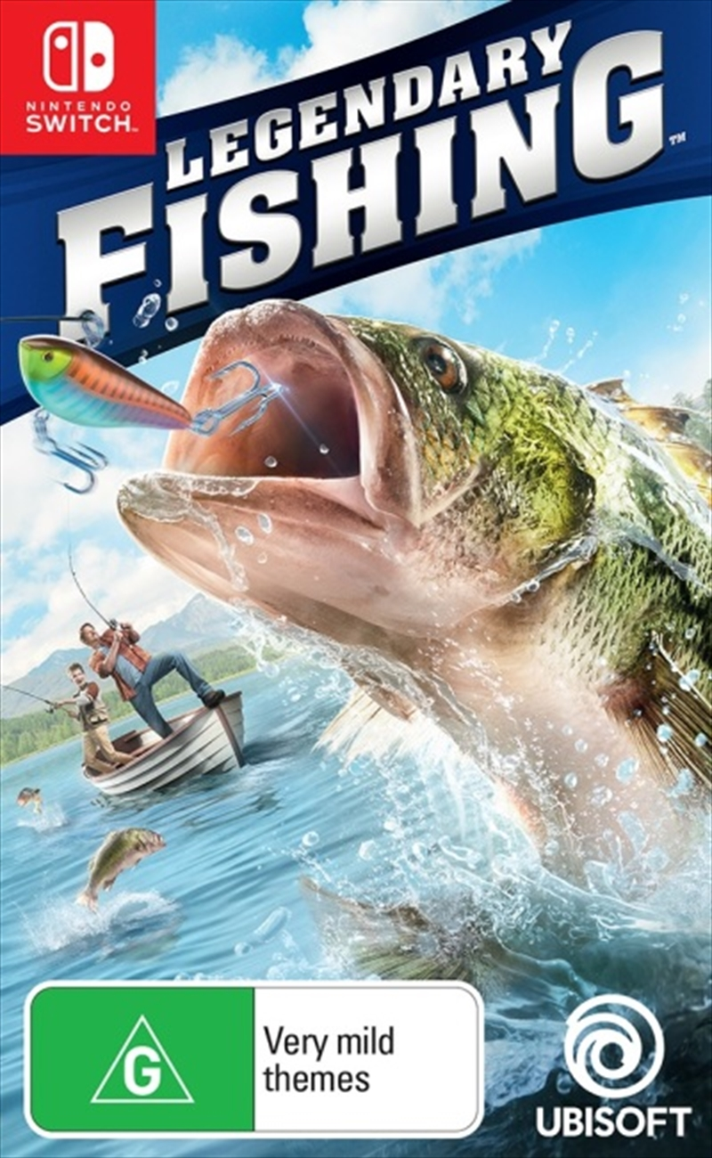 Legendary Fishing | Nintendo Switch