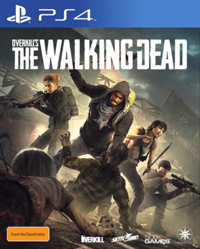 Overkills The Walking Dead | PlayStation 4