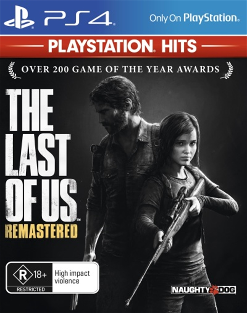 Last Of Us Remastered: Ps Hits | PlayStation 4