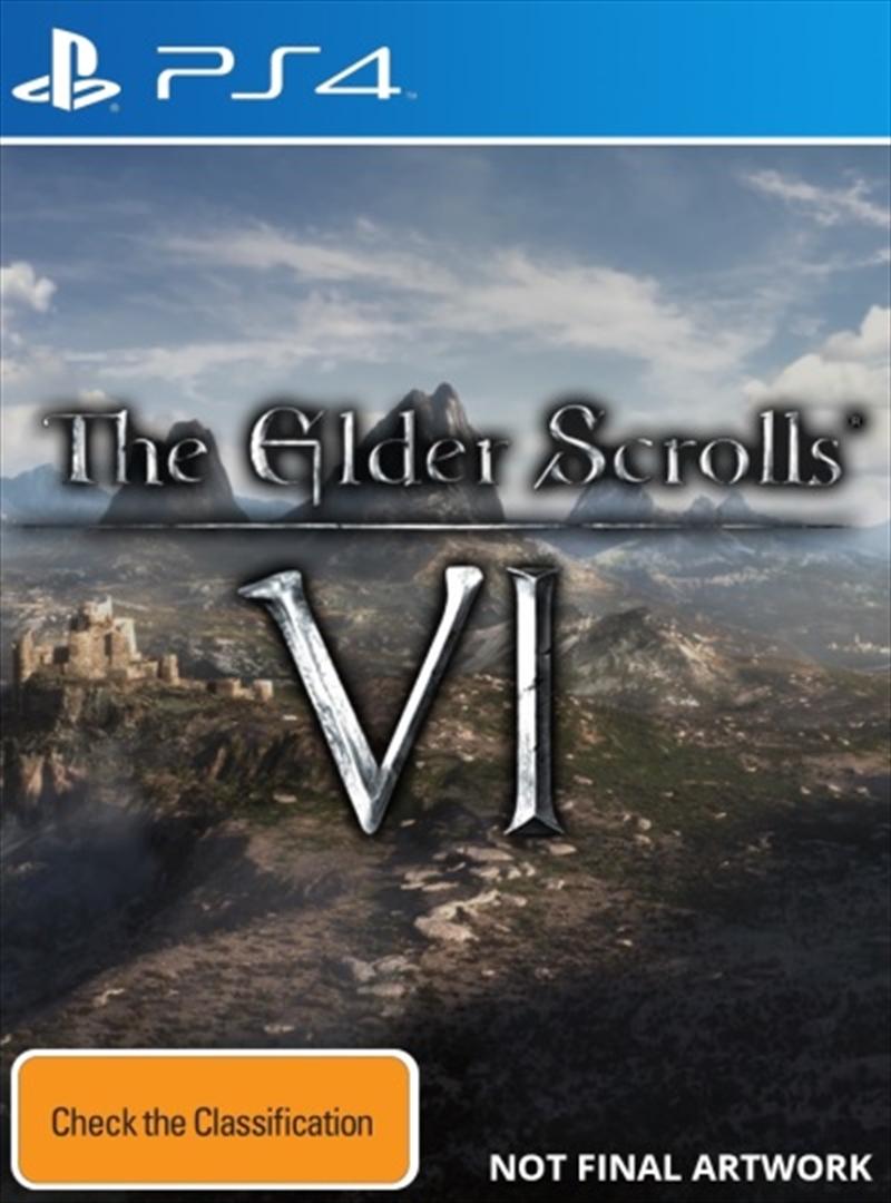 Elder Scrolls Vi | PlayStation 4