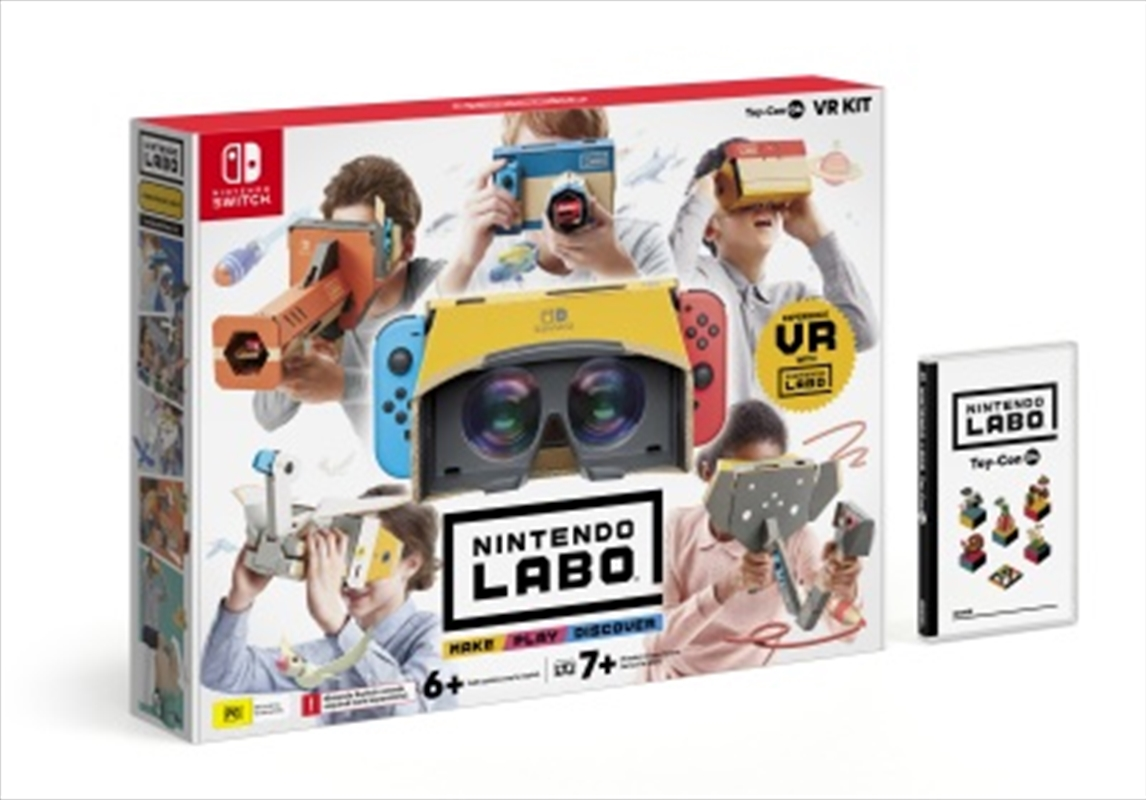 Nintendo LABO VR Kit Complete | Nintendo Switch