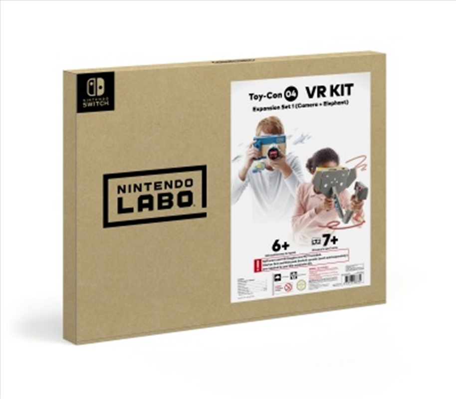 Nintendo LABO VR Kit Expansion Set 1 | Nintendo Switch