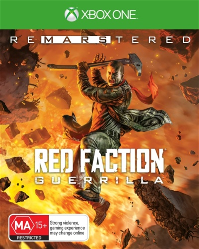 Red Faction Guerilla Remastered | XBox One