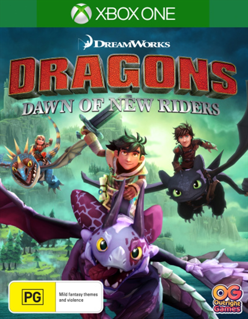 Dragons Dawn Of New Riders | XBox One