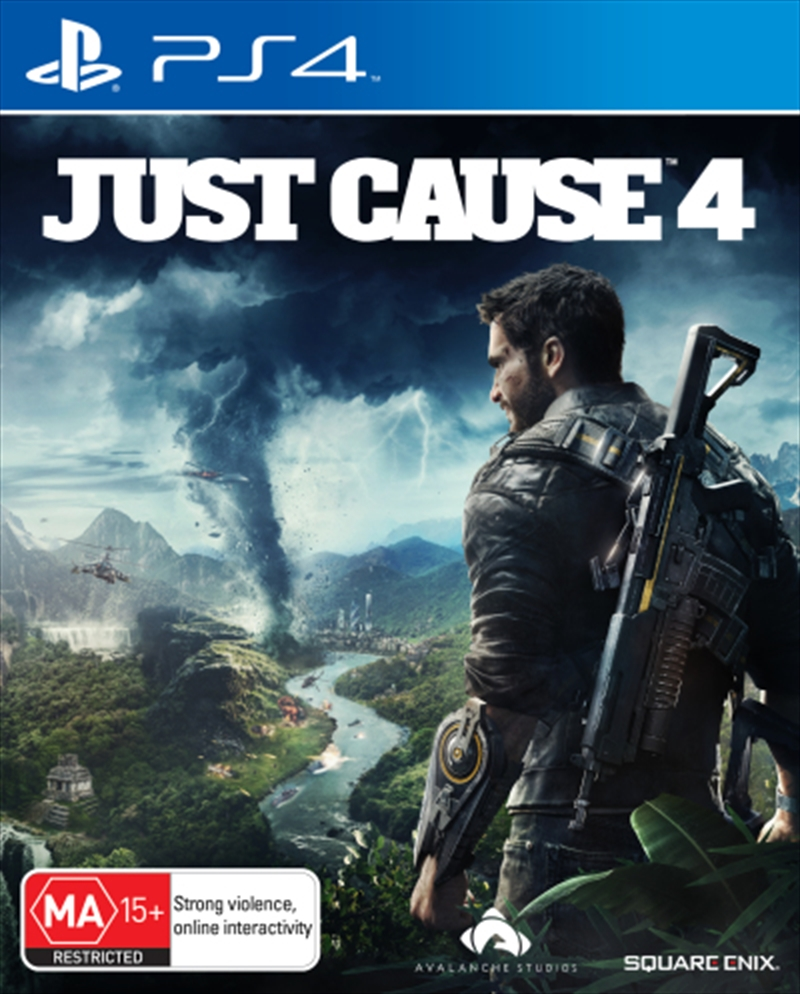 Just Cause 4 | PlayStation 4