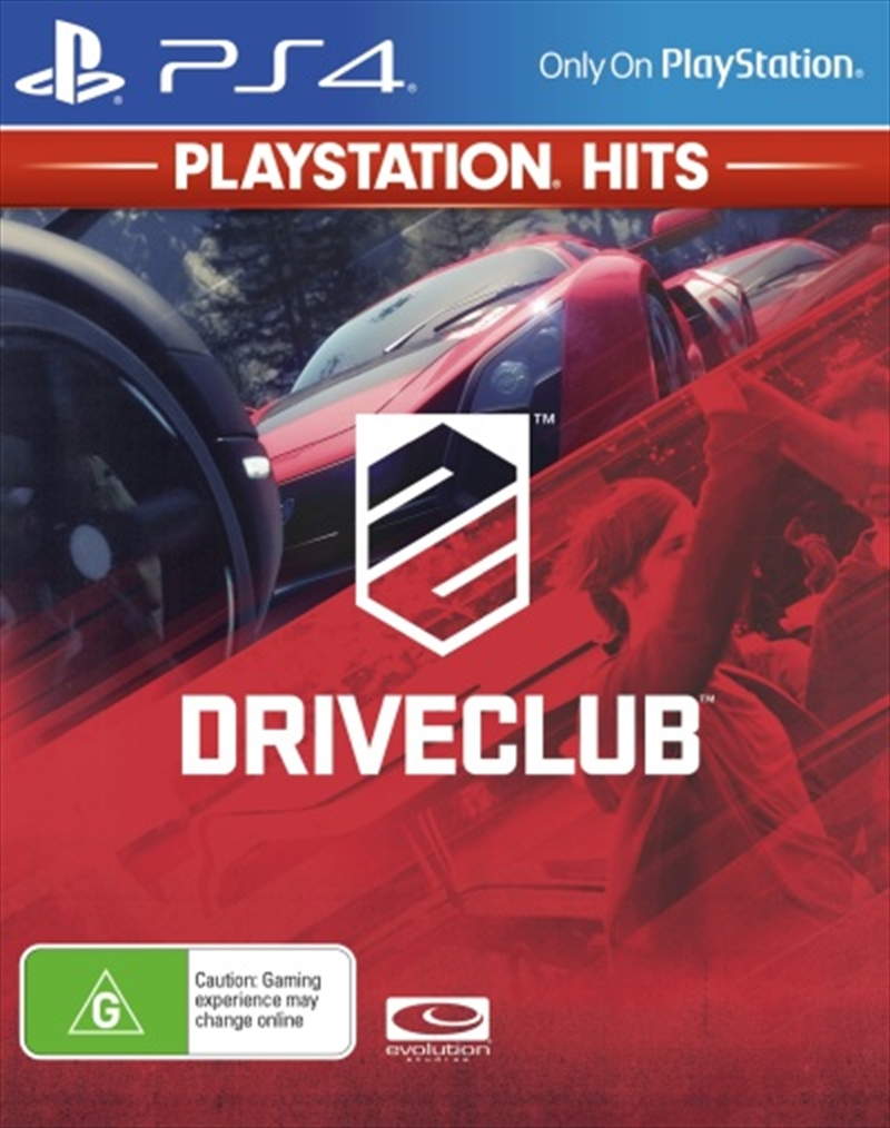 Driveclub: Playstation Hits | PlayStation 4