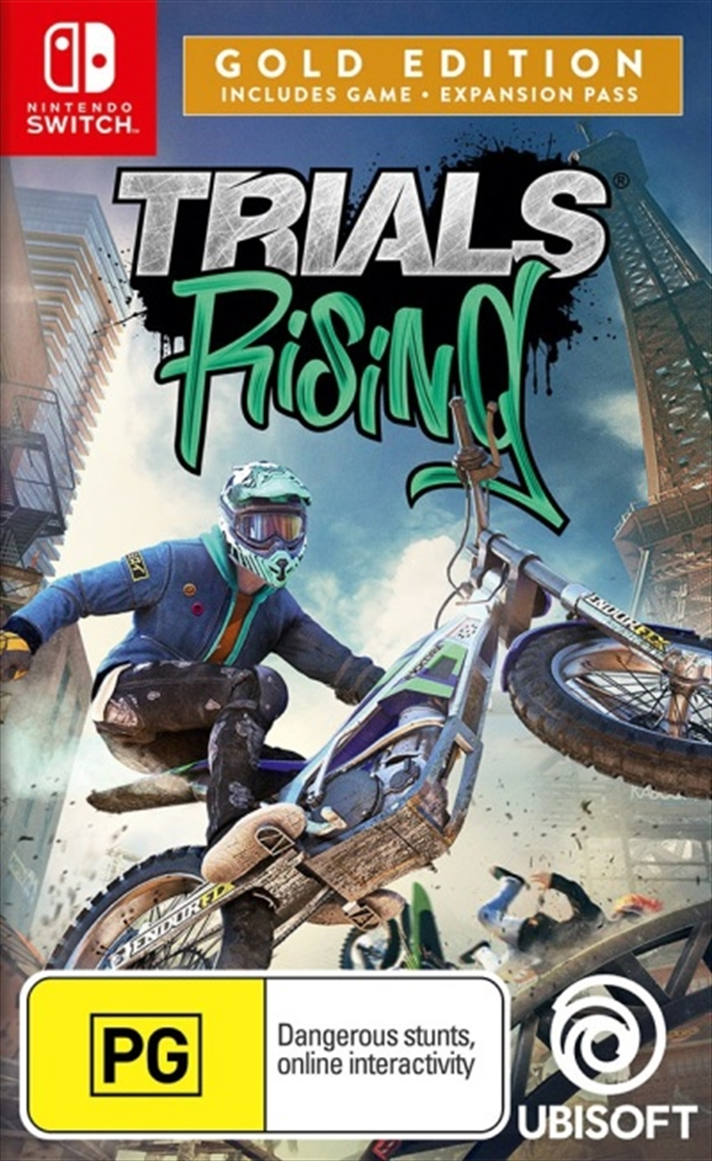 Trials Rising: Gold Edition | Nintendo Switch