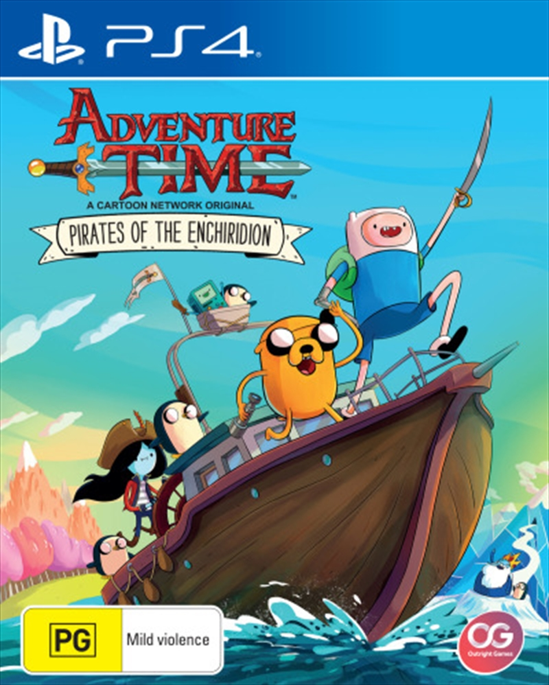 Adventure Time Pirates Of The Enchiridion | PlayStation 4