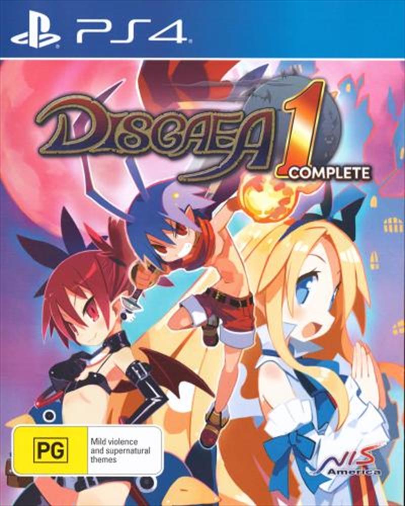 Disgaea 1 Complete | PlayStation 4