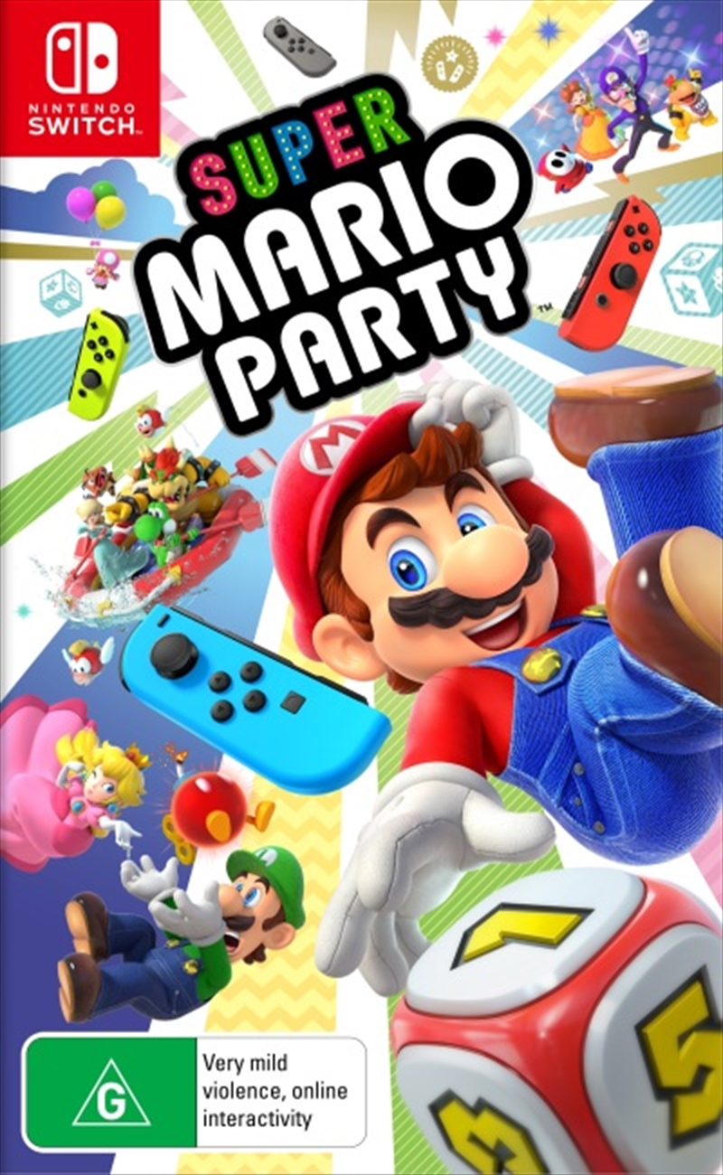 Super Mario Party | Nintendo Switch