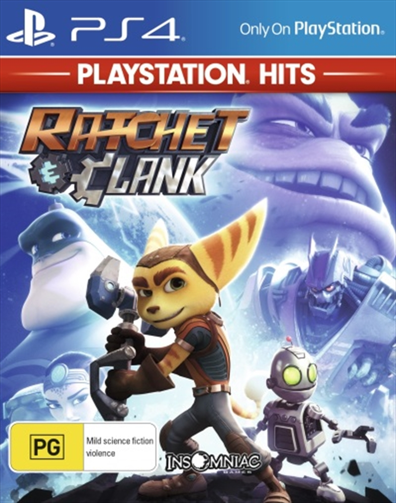 Ratchet And Clank: Ps Hits | PlayStation 4