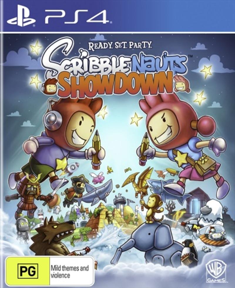Scribblenauts Showdown | PlayStation 4