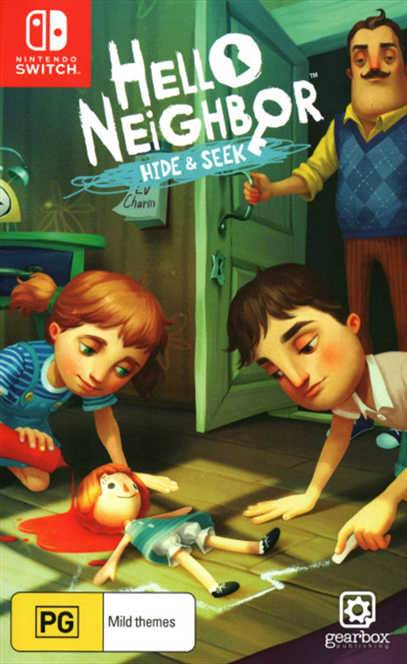 Hello Neighbor Hide And Seek | Nintendo Switch