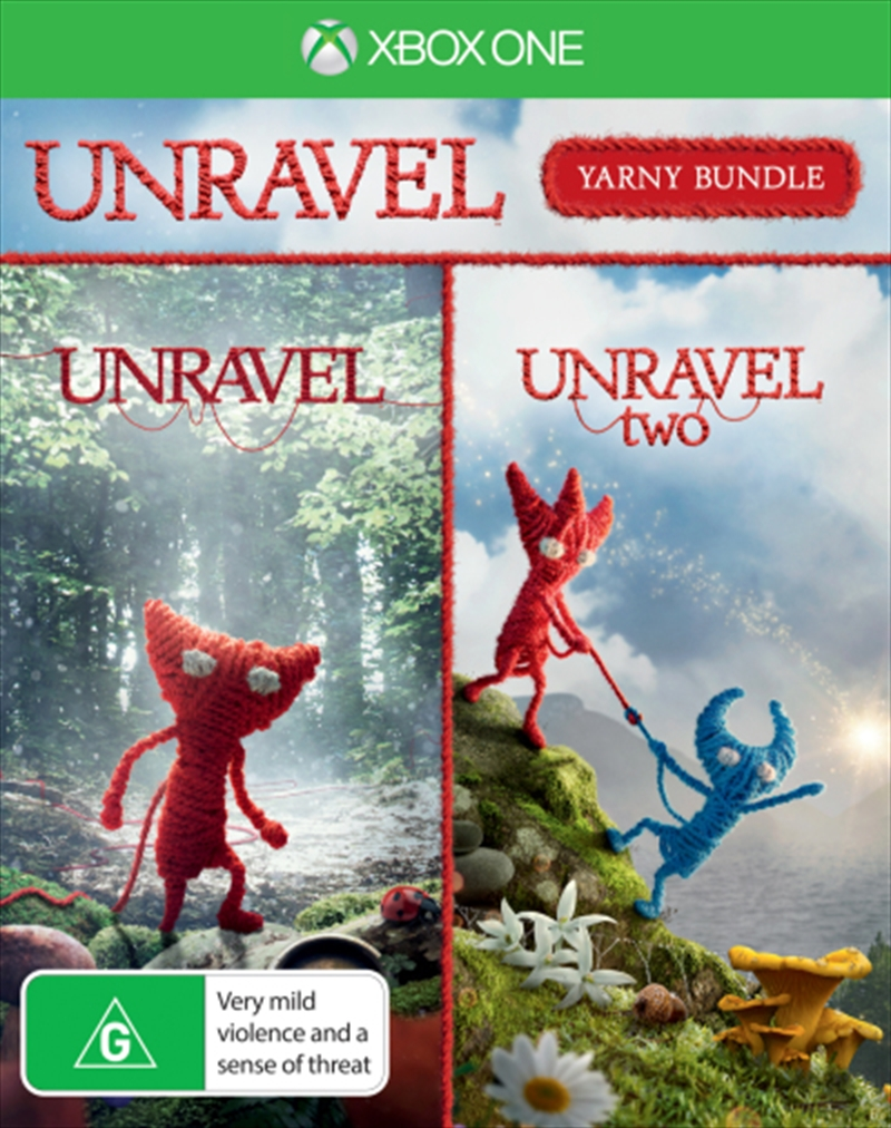 Unravel Yarny Bundle | XBox One
