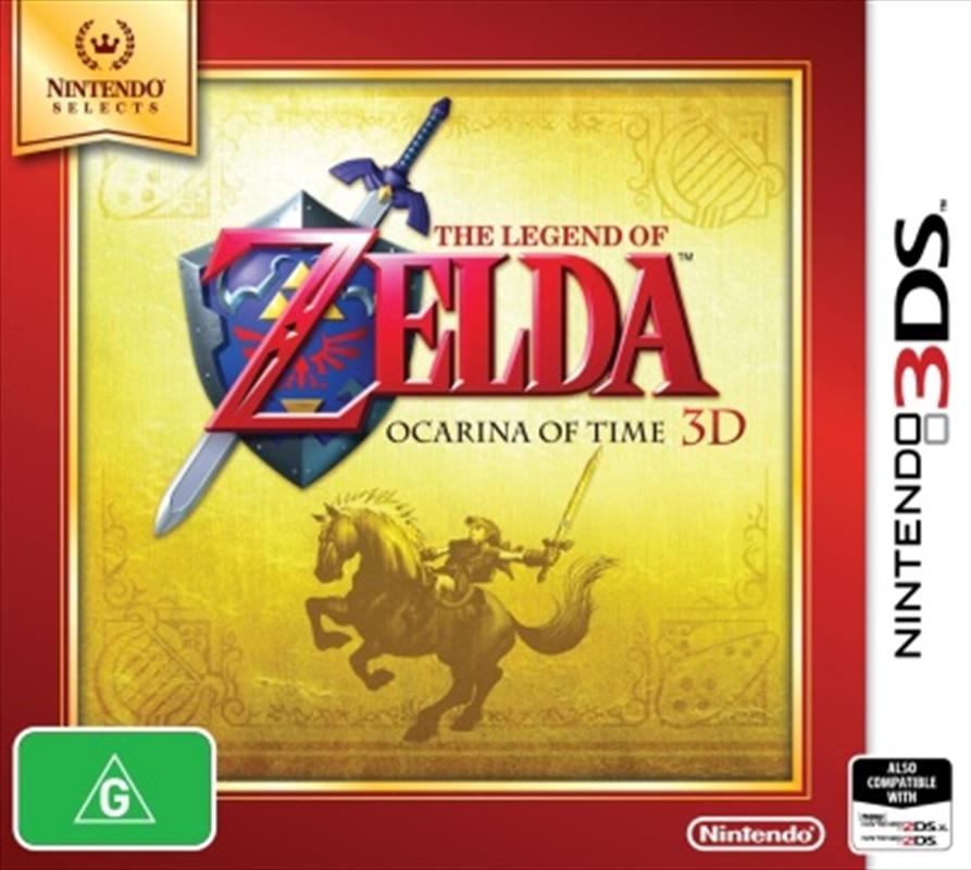 Legend Of Zelda: Ocarina Of Time | Nintendo 3DS
