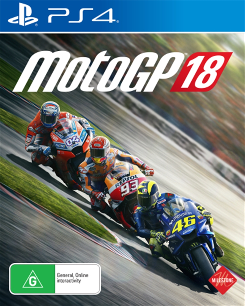 Motogp 18 | PlayStation 4