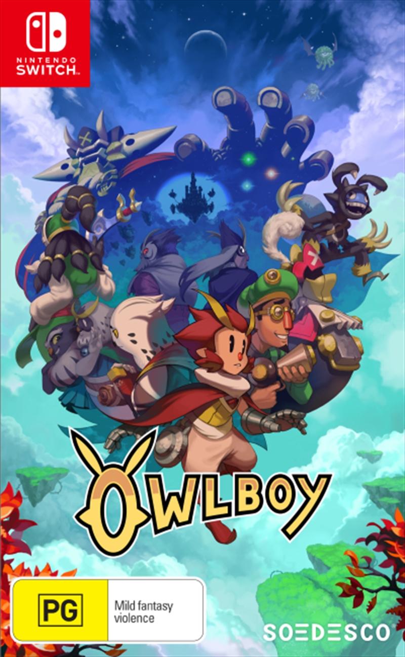 Owlboy | Nintendo Switch