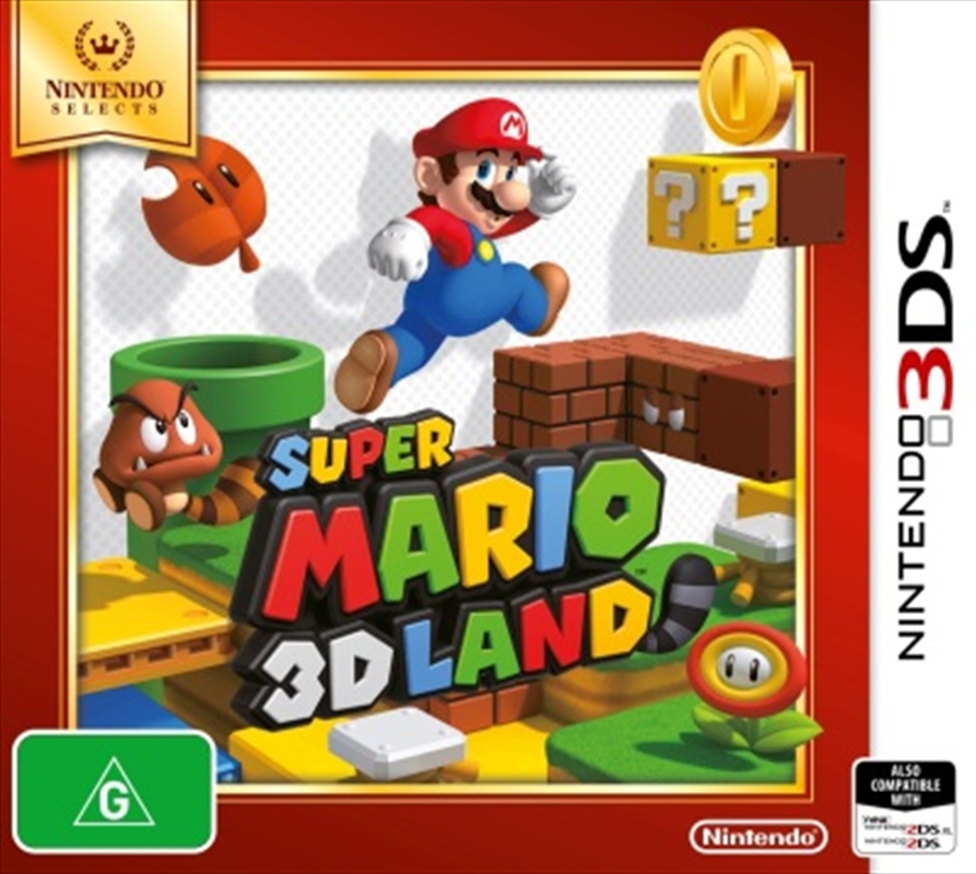 Super Mario 3d Land | Nintendo 3DS