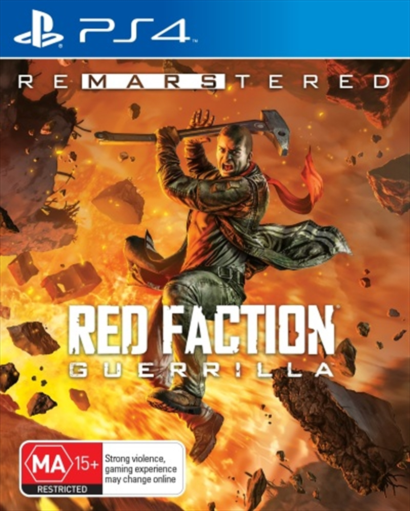 Red Faction Guerilla Remastered | PlayStation 4
