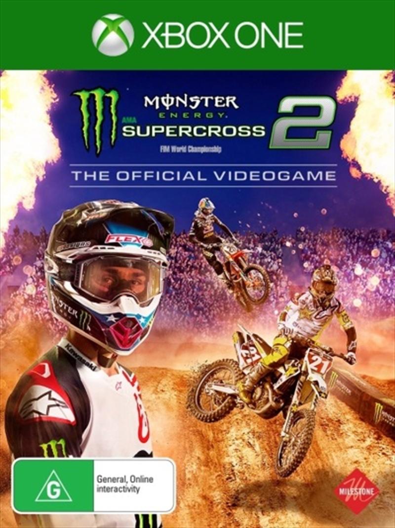 Monster Energy Supercross 2 | XBox One