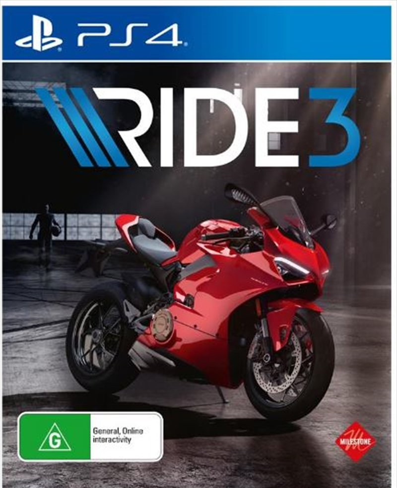 Ride 3 | PlayStation 4