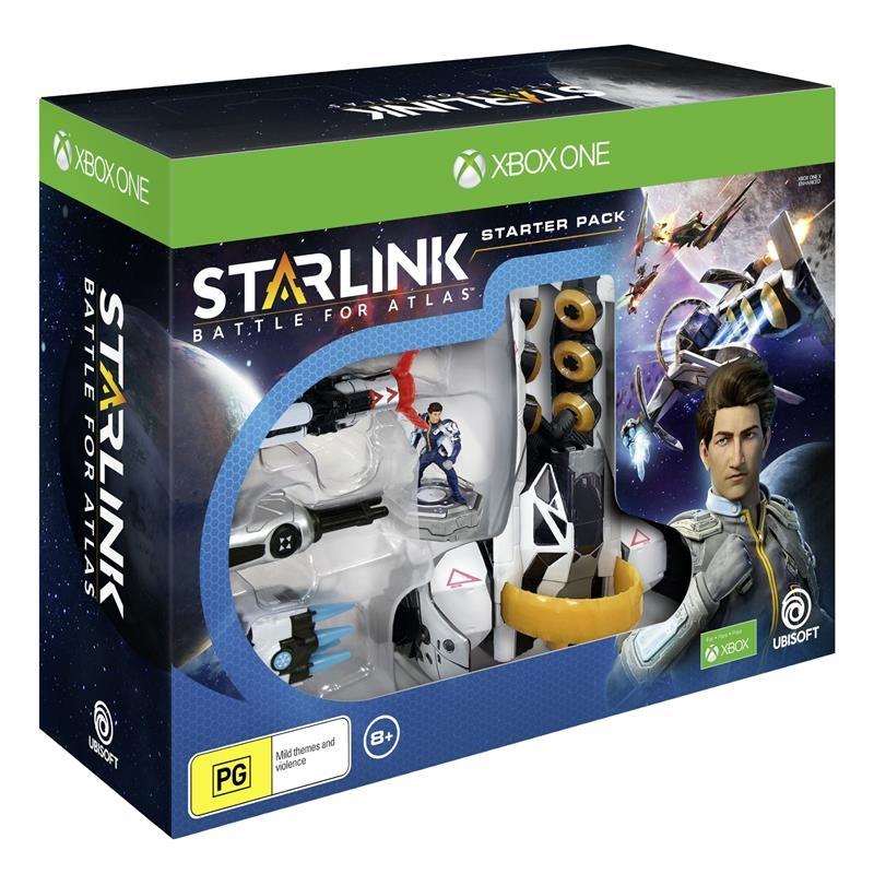 Starlink Battle For Atlas Starter Kit | XBox One