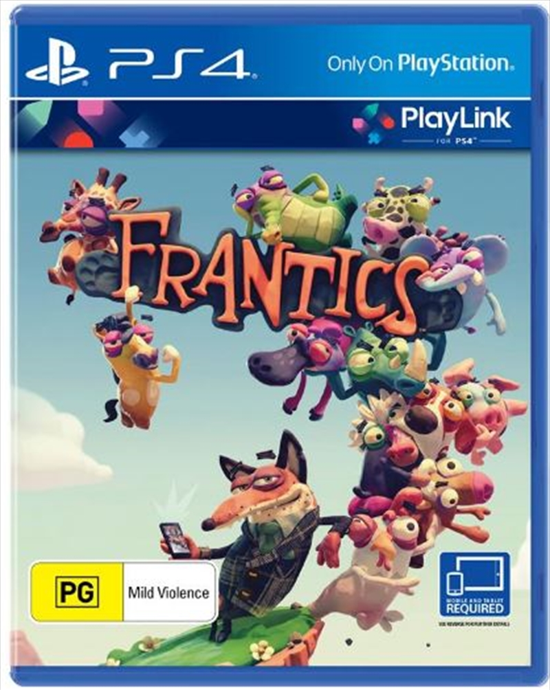 Frantics Playlink | PlayStation 4