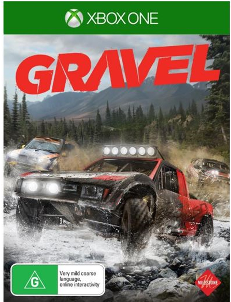 Gravel | XBox One