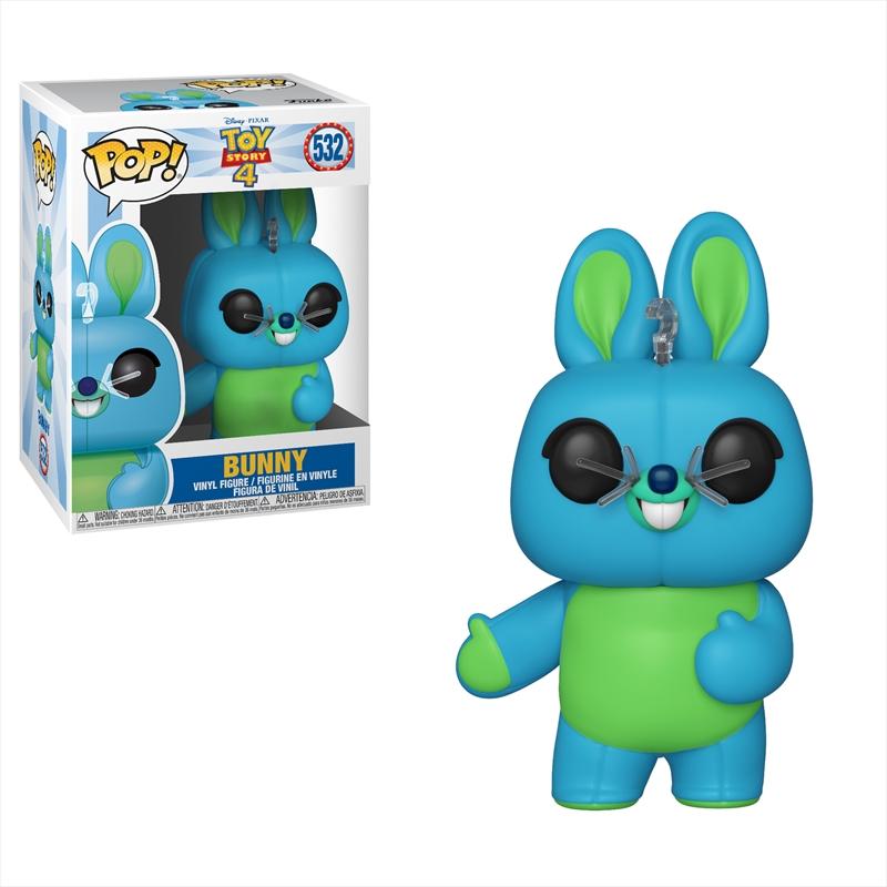 Toy Story 4 - Bunny Pop! | Pop Vinyl