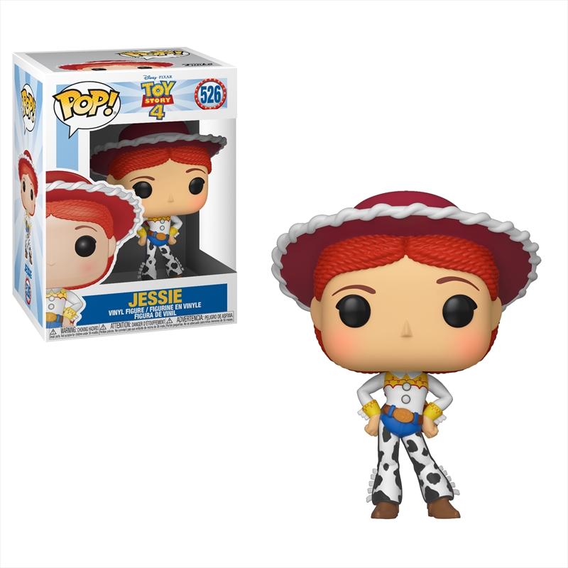 Toy Story 4 - Jesse Pop! | Pop Vinyl