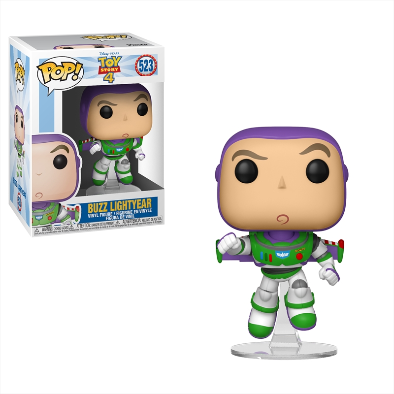 Toy Story 4 - Buzz Pop! | Pop Vinyl