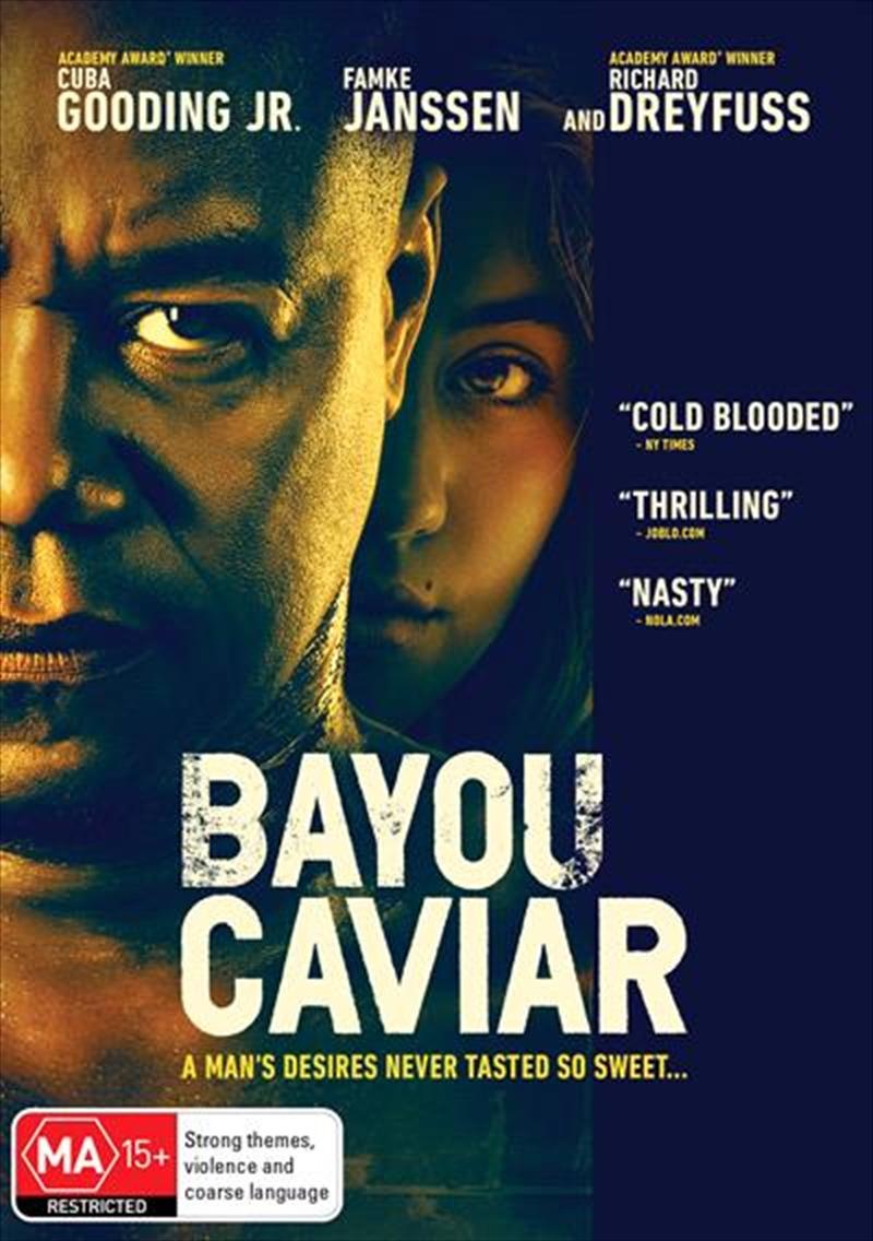 Bayou Caviar | DVD