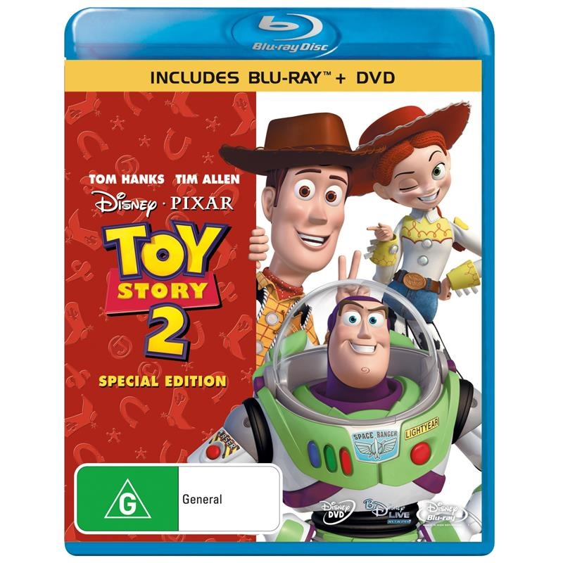Toy Story 2: Special Edition | Blu-ray