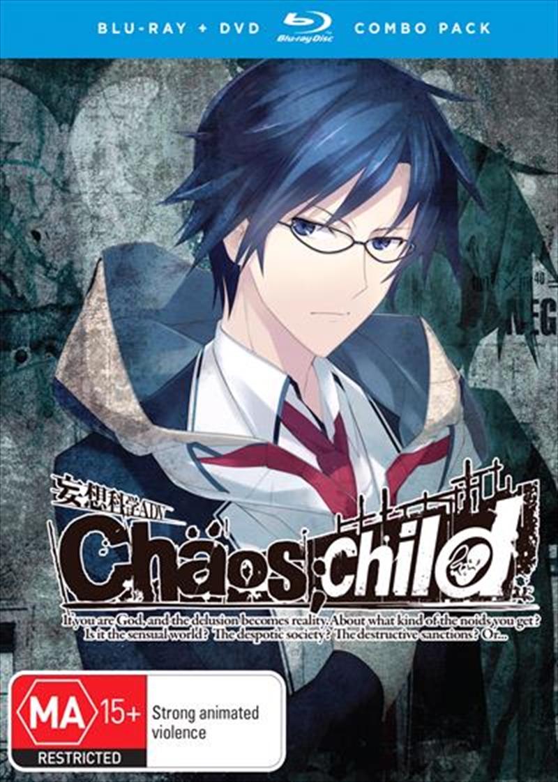 Chaos Child | Blu-ray + DVD - Complete Series | Blu-ray/DVD