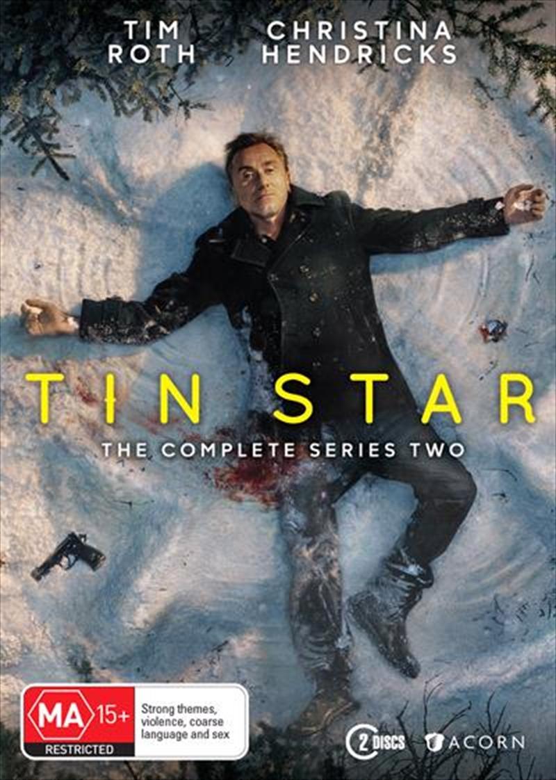 Tin Star - Series 2 | DVD