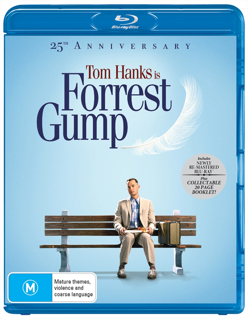 Forrest Gump - 25th Anniversary Edition | Blu-ray