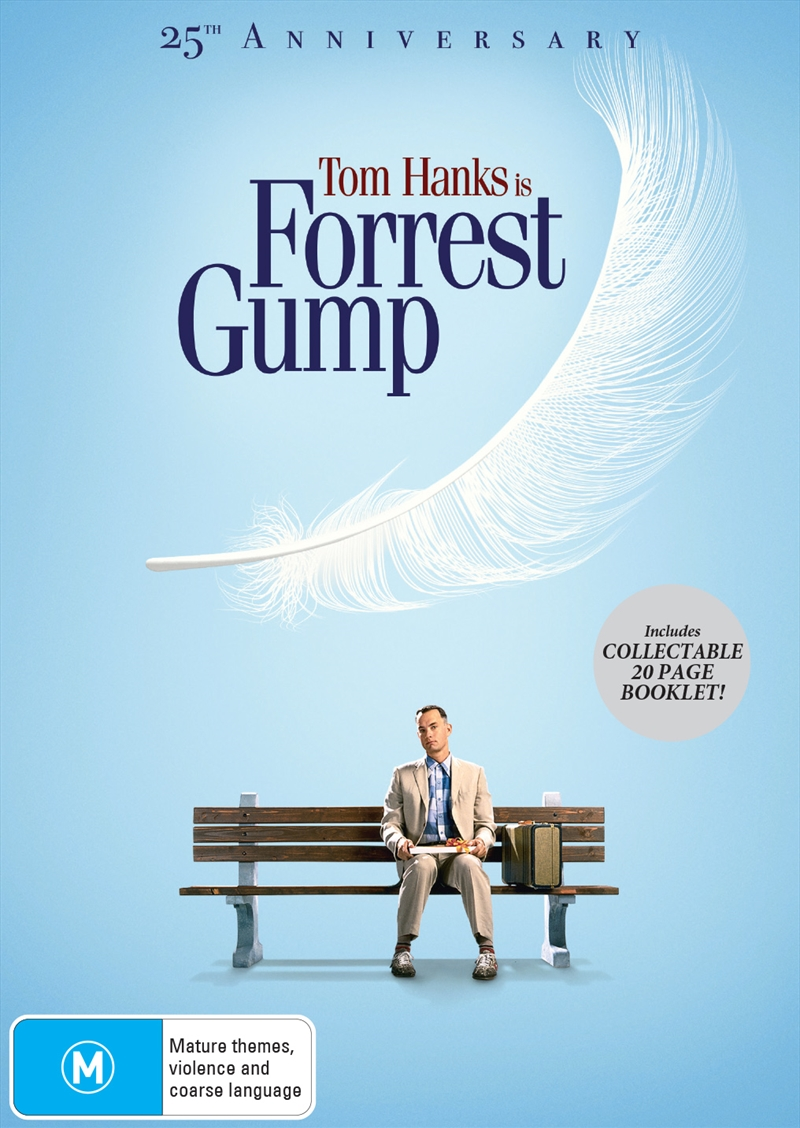 Forrest Gump - 25th Anniversary Edition | DVD