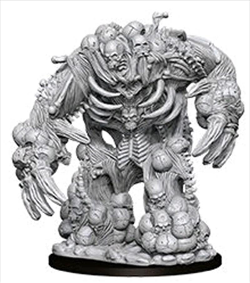 Pathfinder - Deep Cuts Unpainted Miniatures: Bone Golem | Games