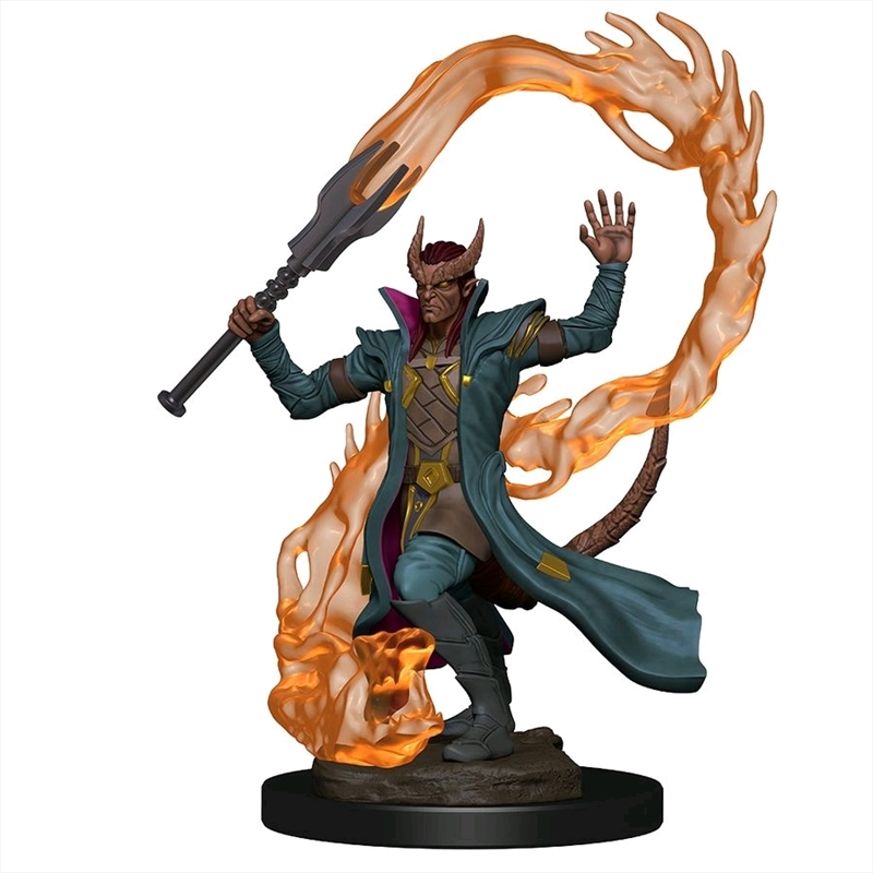 Dungeons & Dragons - Premium Male Tiefling Sorcerer | Games