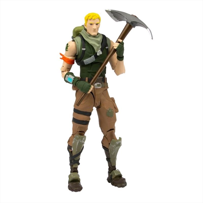 "Fortnite - Jonesy 7"" Action Figure | Merchandise"