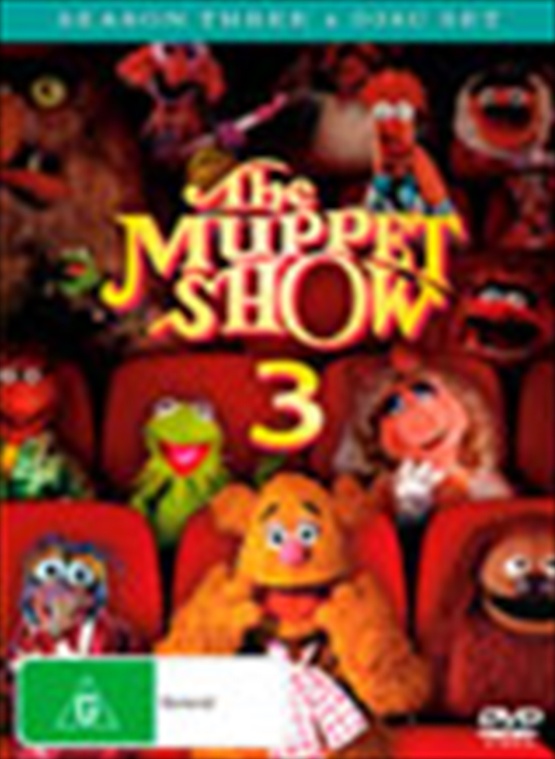 Muppet Show; S3   DVD