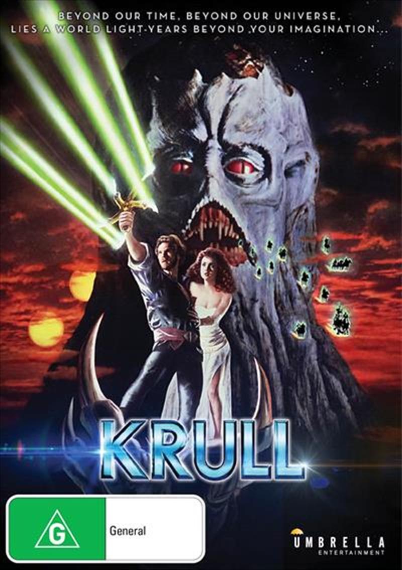 Krull | DVD