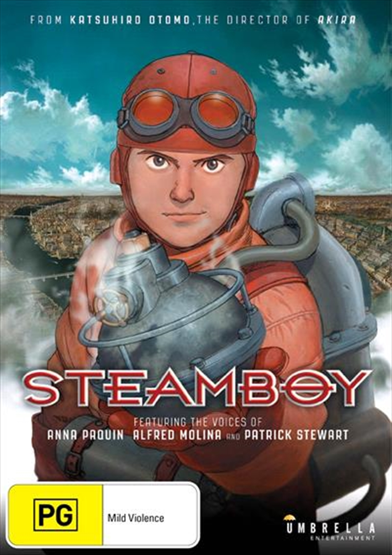 Steamboy | DVD