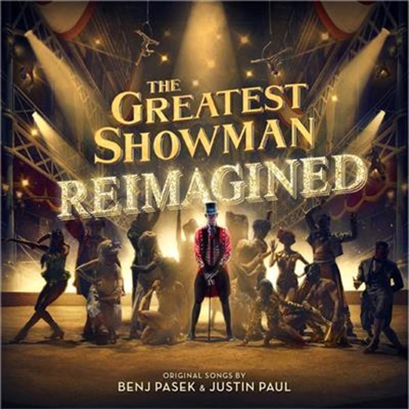 Greatest Showman - Reimagined | Vinyl