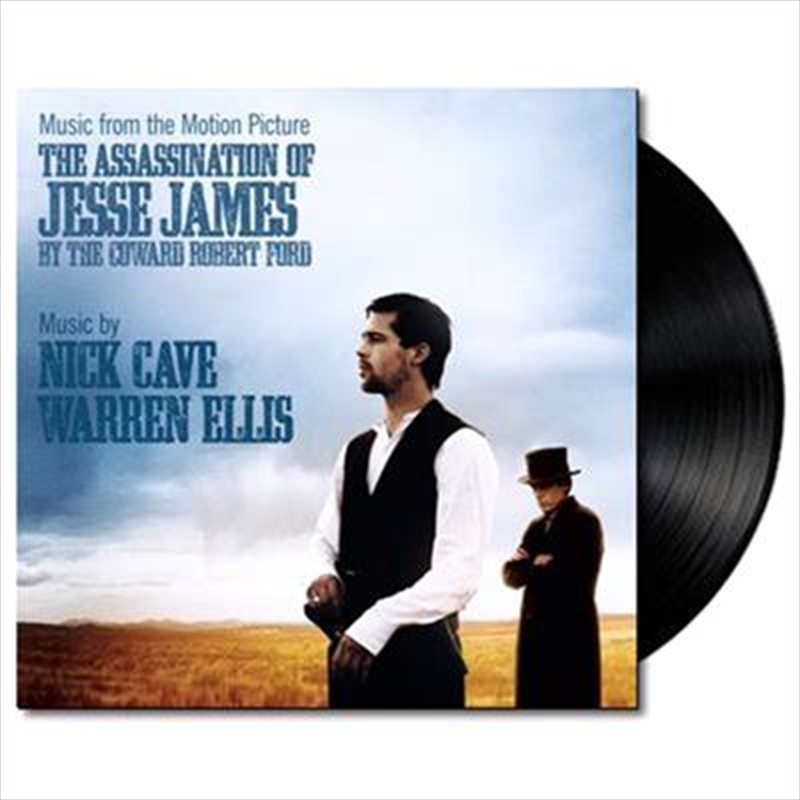 Assassination Of Jesse James By The Coward Robert Ford - Limited Edition Vinyl | Vinyl