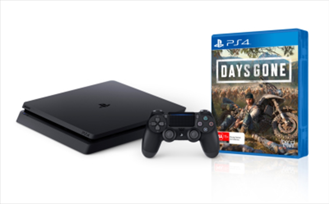 PlayStation 4 Console 1TB Slim with Days Gone | PlayStation 4