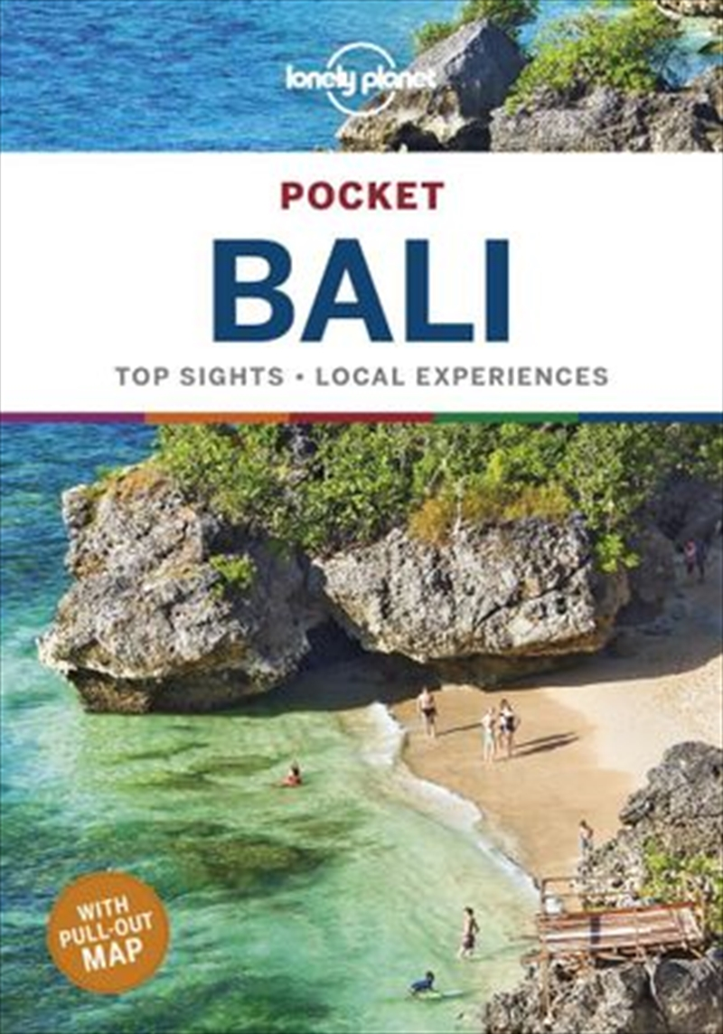 Lonely Planet Travel Guide - Pocket Bali | Paperback Book